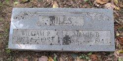 Mamie Belle <i>Stuckey</i> Miles