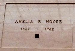 Amelia F Moore