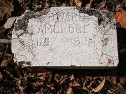 Edward Ambrose