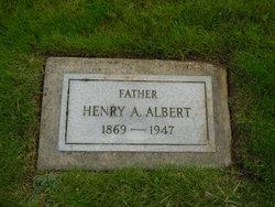 Henry A Albert