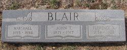 Marshal Blair