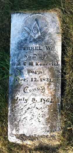 Tyrrel W. Kendrick