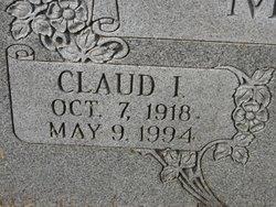 Claud I Marshall