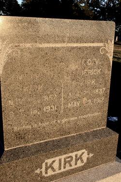 Fredrick Augustus Kirk