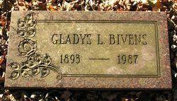 Gladys L Bivens