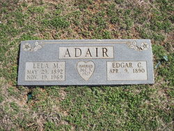 Edgar C. Adair