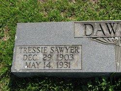 Tressie <i>Sawyer</i> Dawson