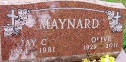 Olive <i>Stroud</i> Maynard