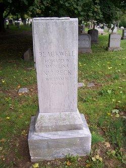 Howard Wilson Blackwell