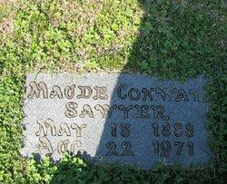 Maude <i>Conway</i> Sawyer