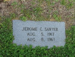 Jerome Crawford Sawyer