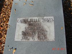 Laura Belle <i>Jones</i> Bass