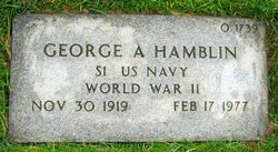 George A Hamblin