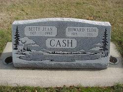 Howard Elda Cash