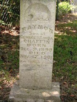 Raymon Chaffin