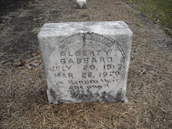 Alberty Gabbard