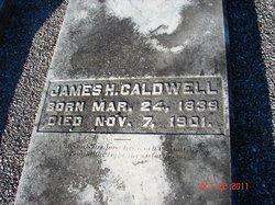 James Harrison (doc) Caldwell