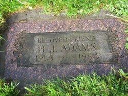 Harry John Adams