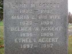 Lord Mortimer Ackert