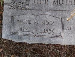 Mellie Melvina R. <i>Prewitt</i> Biddy