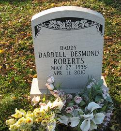 Darrell Desmond Roberts