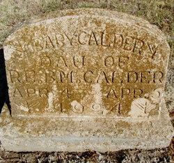 Baby Calder