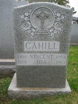 Ida Mae <i>Lowry</i> Cahill