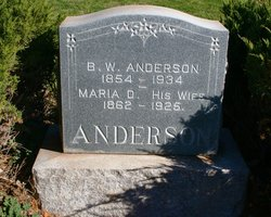 Brigham William Anderson