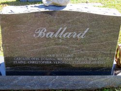 Mary Rose <i>Mattingly</i> Ballard