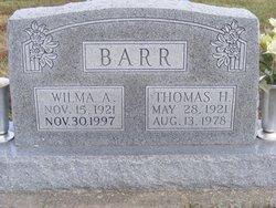 Wilma Arlene <i>Schofield</i> Barr