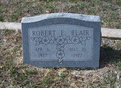 Robert E Blair