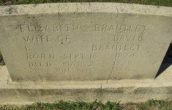 Elizabeth Lizzie <i>Harrell</i> Brantley