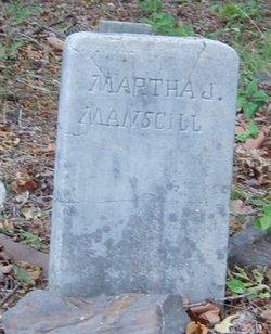 Martha Jane <i>Brown</i> Manscill