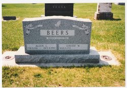 Louise W <i>Rosenthal</i> Beers