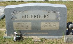 Jimmie Leon Holbrooks (1940 - 1959) - Find A Grave Memorial