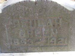 Beulah <i>Lincoln</i> Green