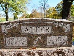 Clara M Alter