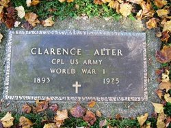 Clarence L Alter