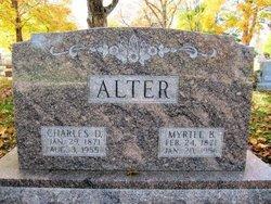 Charles D Alter