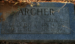 Vertie Louise Archer