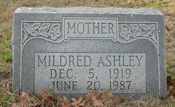 Mildred <i>Davis</i> Ashley