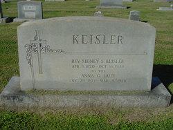 Anna Gertrude <i>Huit</i> Keisler