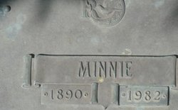 Minnie Mae Dolly <i>Kuhn</i> Baker