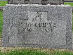 Evelyn <i>Goodstein</i> Chalifoux