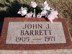 John James Barrett