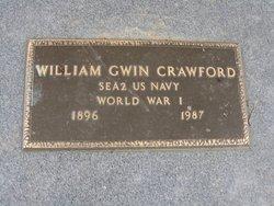 William Gwin Granddaddy Crawford