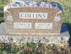 Alice Mae <i>Morrison</i> Collins
