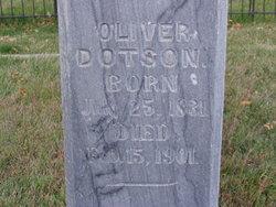 Oliver M Captain Dotson, Sr