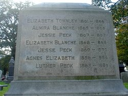 Jessie Peck Crane
