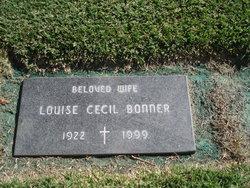 Louise Cecil Bonner
